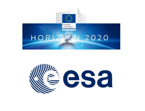 Instytut składa kolejne oferty wprogramach Horyzontu 2020 orazEuropejskiej Agencji Kosmicznej