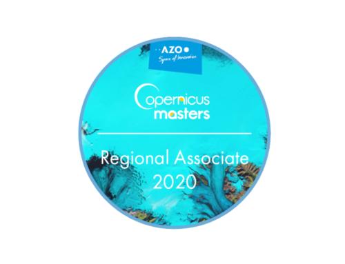 Instytut wspiera Copernicus Masters 2020